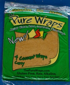 Pure Wraps from Improveat